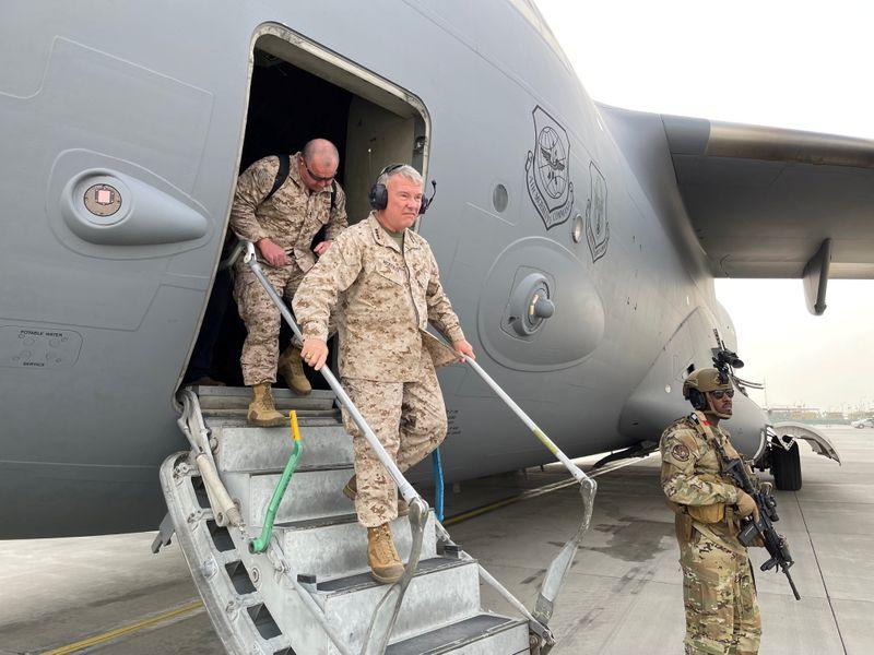 L'Armée Américaine Admet Avoir Tué Par Erreur Dix Civils Afghans