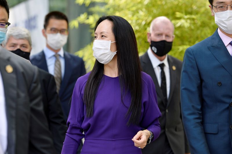 U.S. DOJ resumes talks on plea deal with Huawei's Meng Wanzhou - Globe and Mail