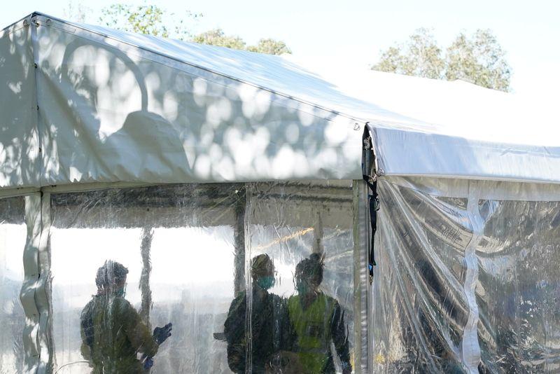 أستراليا تسجل 1607 إصابات بكوفيد-19