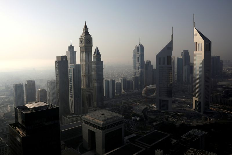 UAE central financial institution sees COVID-19 increasing cash-laundering risks thumbnail
