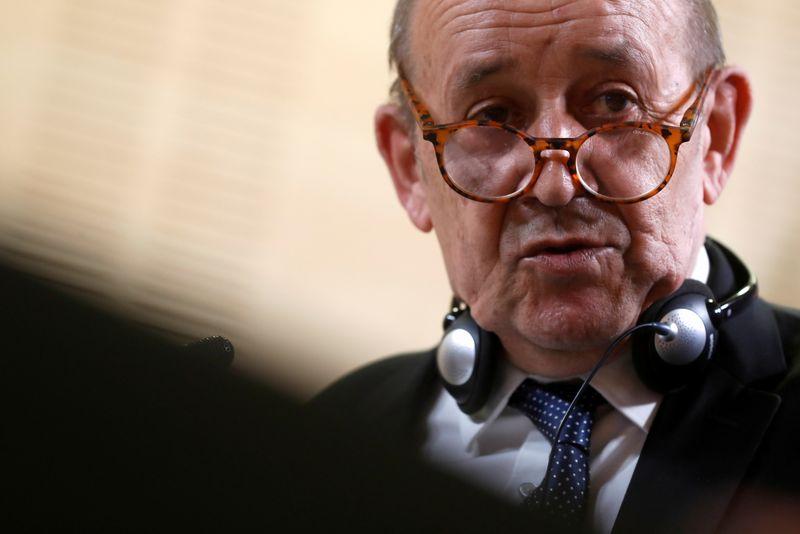France: Le Rappel Des Ambassadeurs Aux Etats-Unis Et En Australie Montre &Quot;La Force De La Crise&Quot;, Déclare Le Drian
