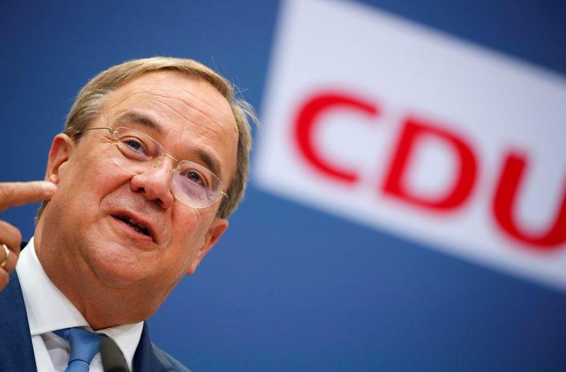 Allemagne: Laschet sous pression avant un dernier débat électoral