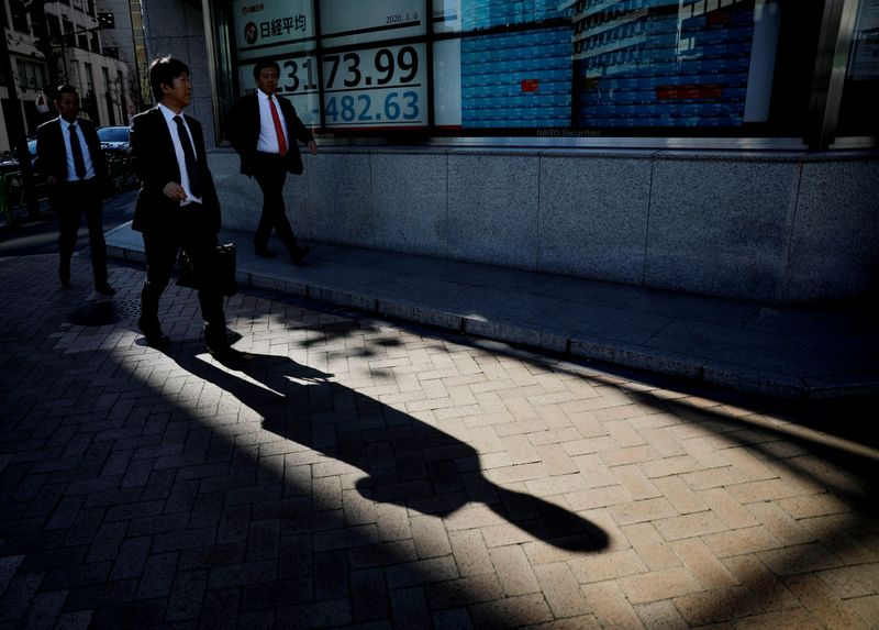 World shares sink as China Evergrande fears spark risk off