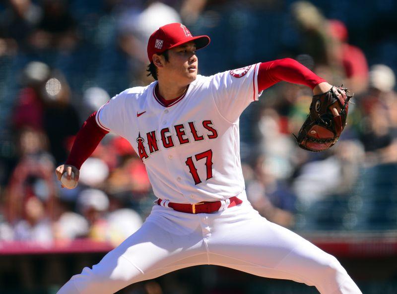 MLB=大谷先発も勝敗付かず、沢村は味方の援護で勝利投手に