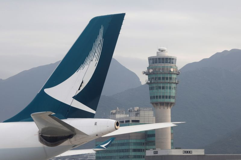 Cathay Pacific lowers Q4 capacity forecast as travel restrictions linger