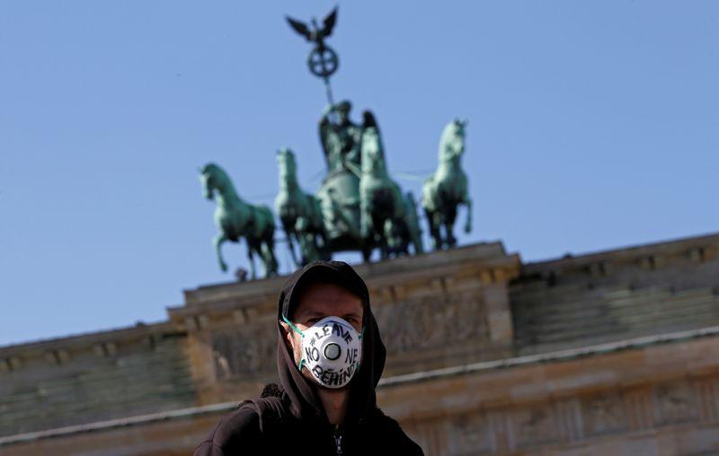 ألمانيا تسجل 3736 إصابة جديدة بفيروس كورونا