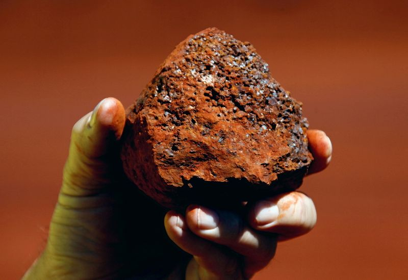 Column: Iron ore makes unruly retreat to more normal price levels: Russell