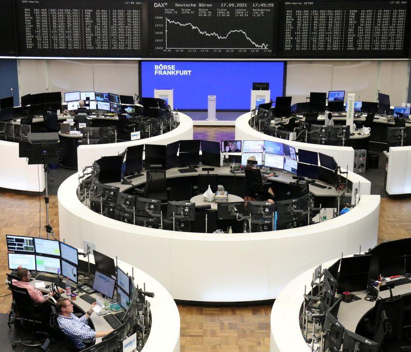 Les indices européens au plus bas depuis deux mois