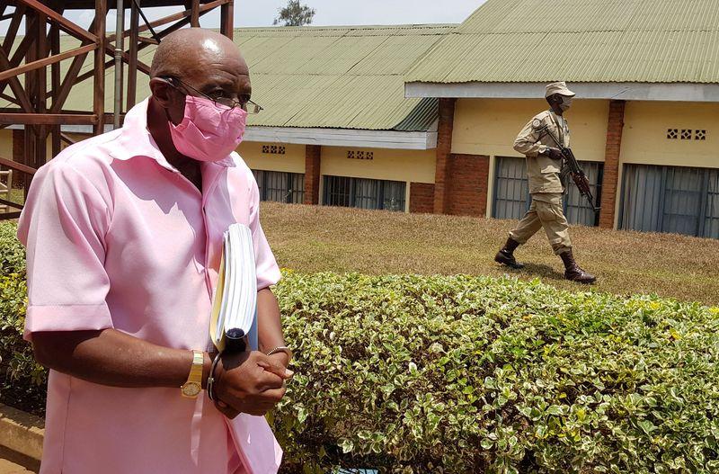 محكمة في رواندا تدين البطل الحقيقي لقصة فيلم