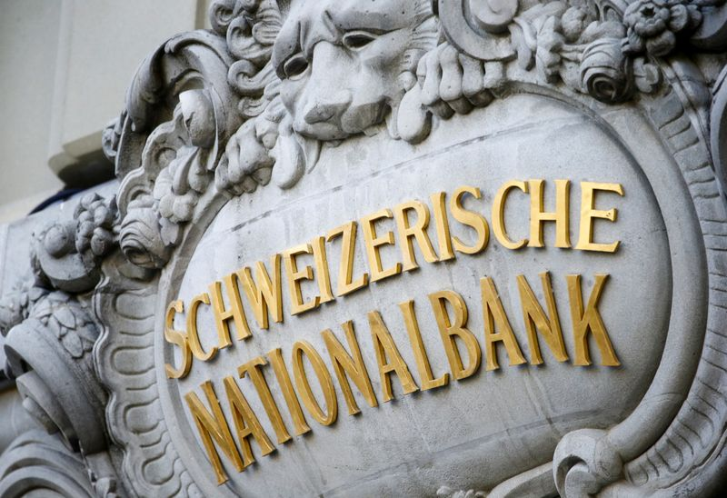 Analysis-Swiss central bank stands by as equities boom drives the franc