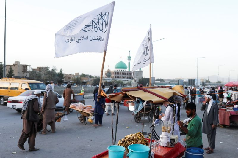 Analysis-From Doha, EU limits diplomacy with Taliban to Afghan aid