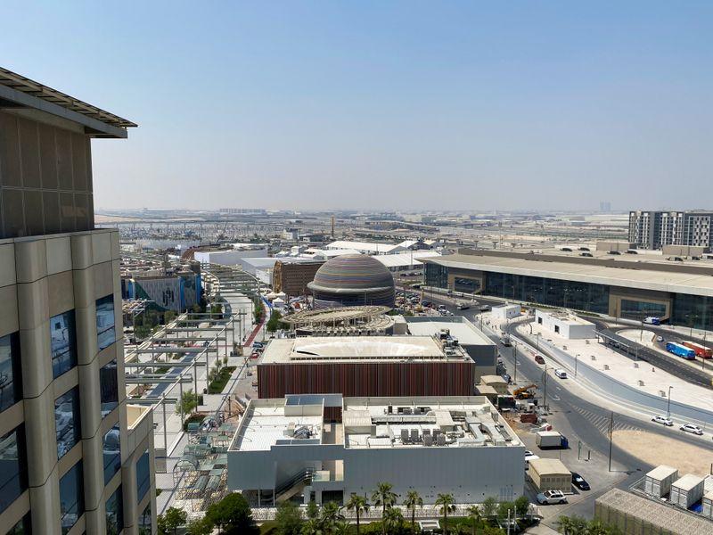 أول معرض إكسبو بالشرق الأوسط يفتح أبوابه في دبي في ظل جائحة كورونا