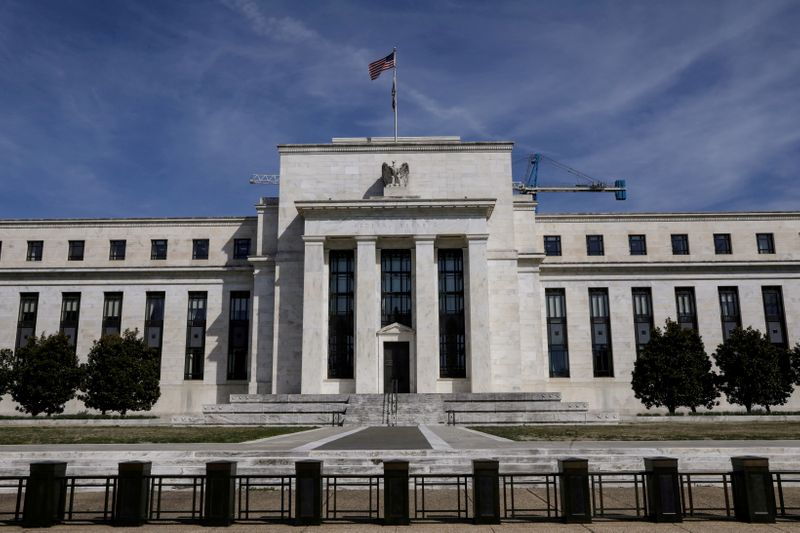 Column: Funds lose nerve on higher U.S. yields bet ahead of Fed