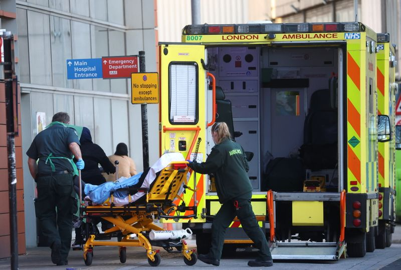 Britain reports 36,100 new COVID cases, 49 deaths on Monday