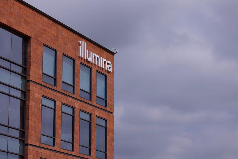 Illumina says it had expected EU hold order on Grail