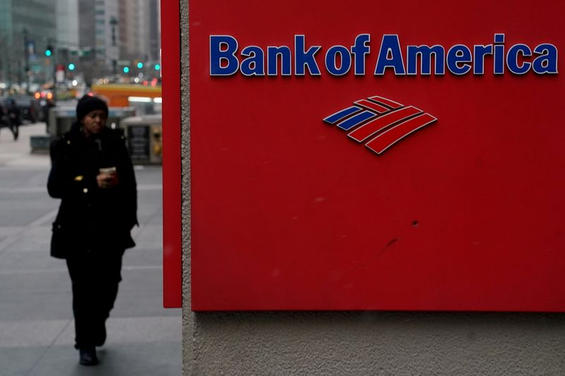 BofA names three bankers to drive financials-focused investment banking -memo