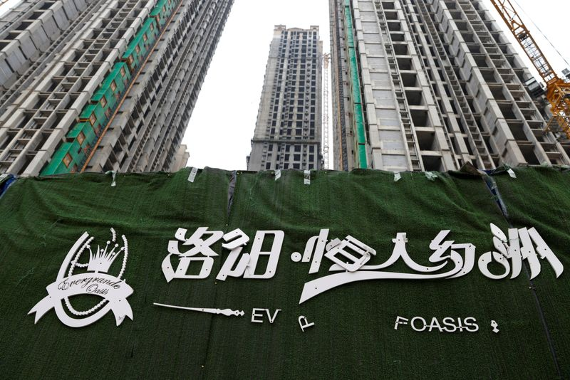 S&P does not expect Beijing to provide any direct support to embattled Evergrande