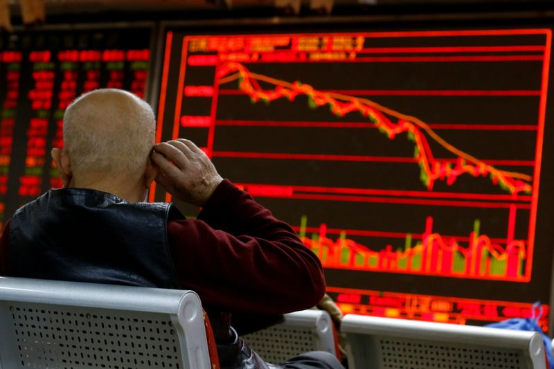 Asia markets, yuan fight to stabilise as Evergrande looms large