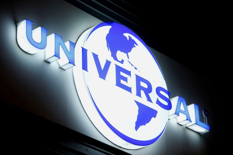 Universal Music Group shares surge on stock market debut