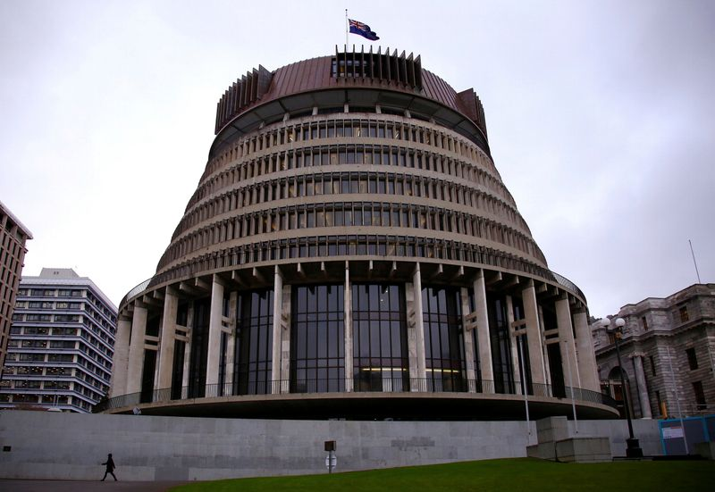 New Zealand steps closer to tighter terrorism laws after supermarket knife attack