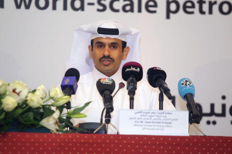 وزير الطاقة القطري: ارتفاع أسعار الغاز ليس أزمة ويعكس نقصا في الاستثمار 