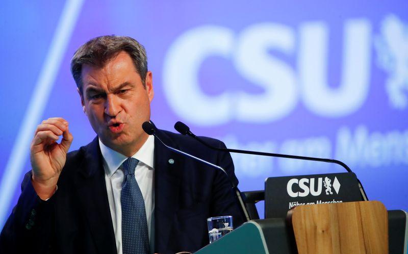 メルケル氏盟友ゼーダー氏、ECB利上げ必要と指摘 選挙控え波紋