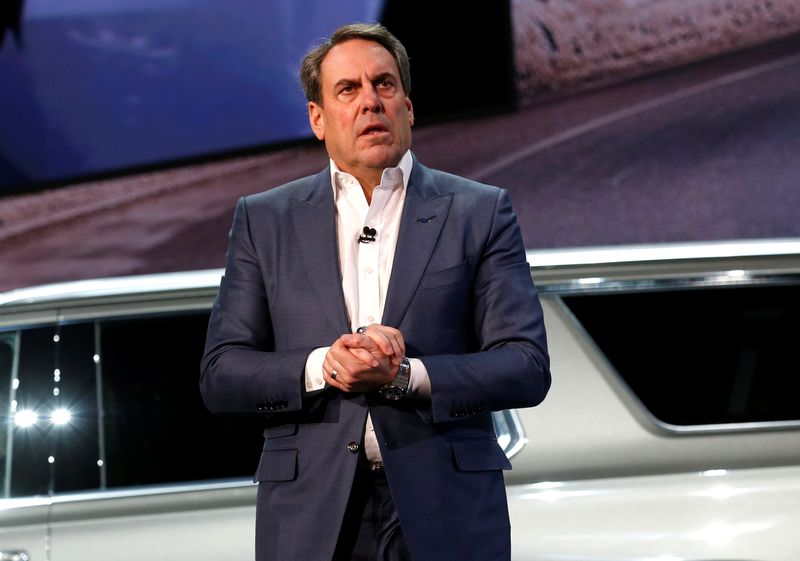 GM president: Global chip supplies to stabilize at lower-than-desired levels