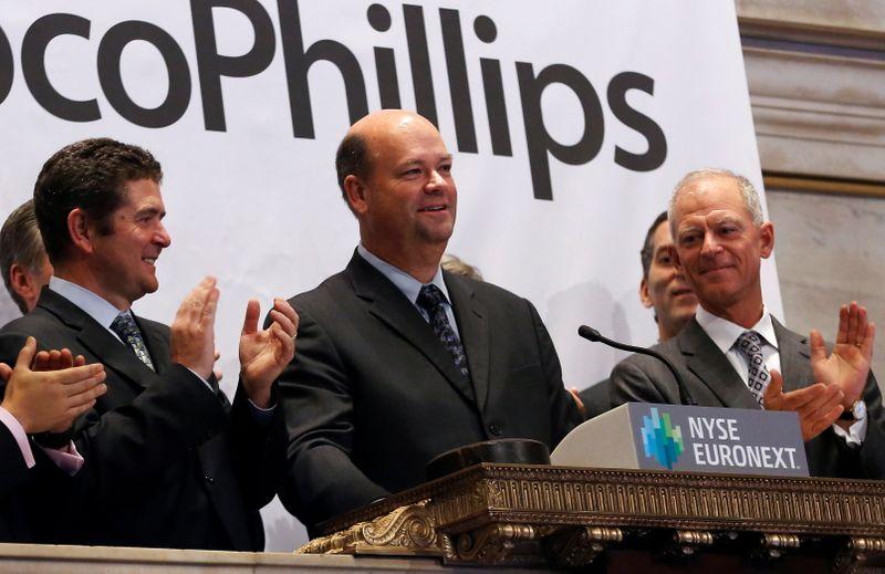ConocoPhillips bets $23 billion on U.S. shale oil as rivals retreat