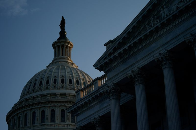 Bill to fund U.S. government, lift debt limit gets enough votes to pass House