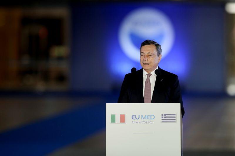 بيان: رئيس وزراء إيطاليا يناقش مع بوتين الوضع في أفغانستان