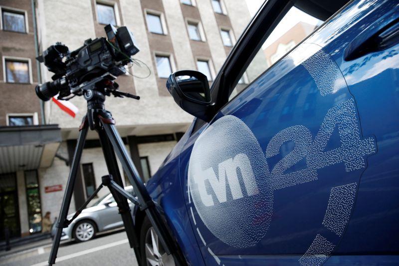 Polish broadcast regulator approves licence for U.S.-owned broadcaster