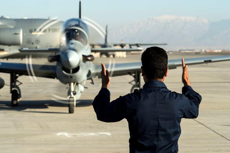 Exclusive-Echoes, uncertainty as Afghan pilots await U.S. help in Tajikistan