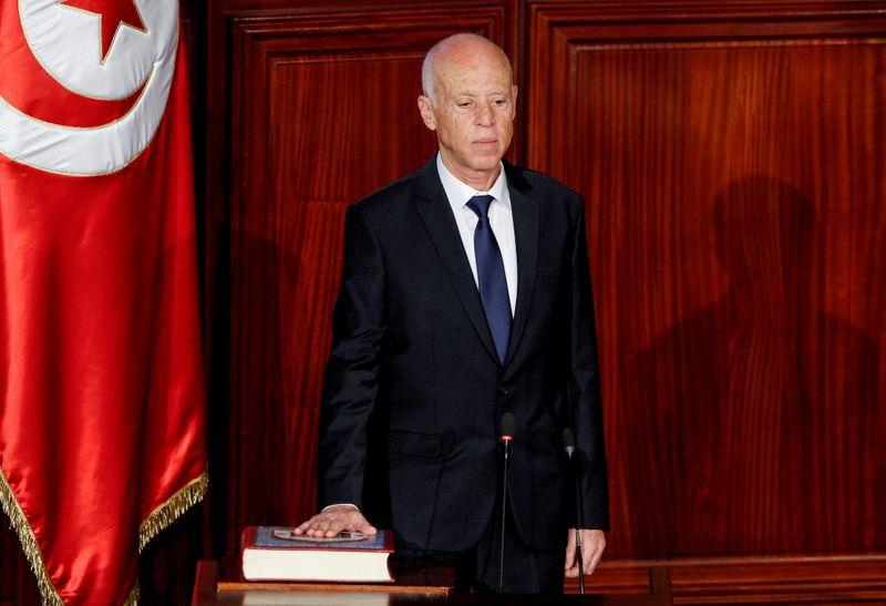 Tunisian president moves to cement one-man rule