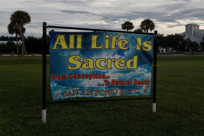 Florida to consider near-ban on abortion similar to Texas' new law By Reuters