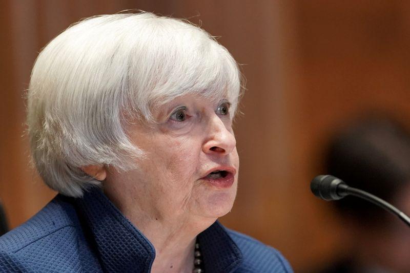 U.S. Treasury's Yellen tells Irish finance minister tax deal is a generational opportunity By Reuters