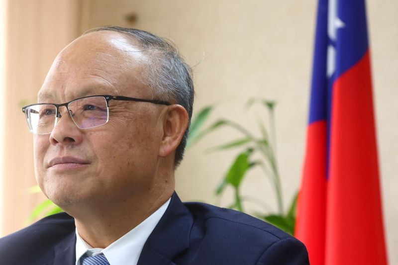Taiwan says 'risk' to its Trans-Pacific trade pact application if China joins first