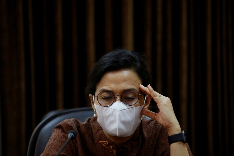 Indonesia Finance Minister warns of ripple effect from China's Evergrande debt woes