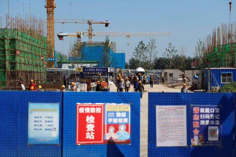 中国恒大の債務問題、資本市場に影響も=HSBCトップ