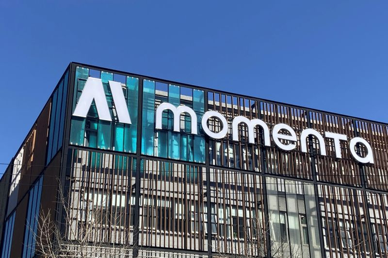 GM invests $300 million in Chinese autonomous driving startup Momenta