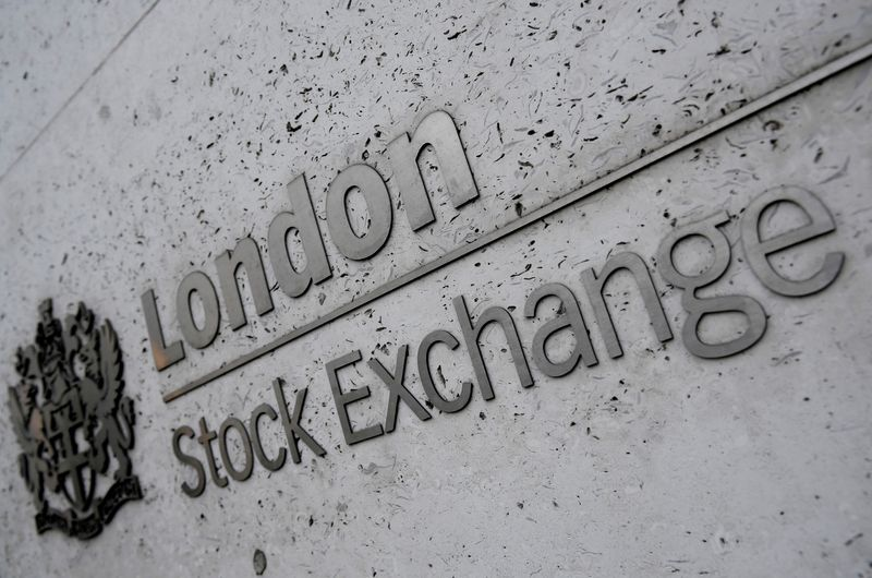 Stronger pound weighs on London's FTSE after BoE's rate view