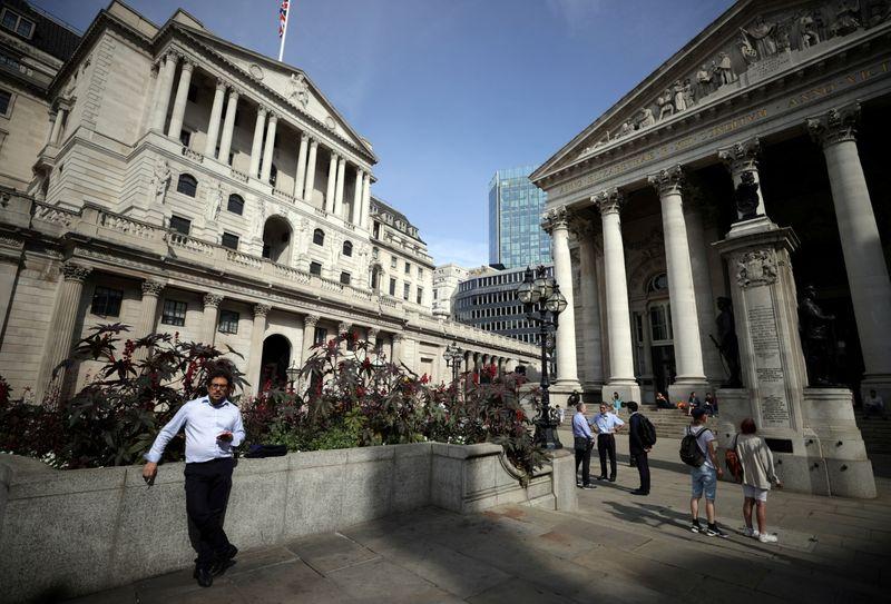 Банк Англии сохранит ставки в условиях инфляционных рисков