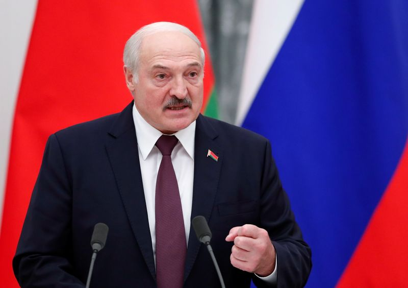Belarus has found spies working for West in state factories, president says