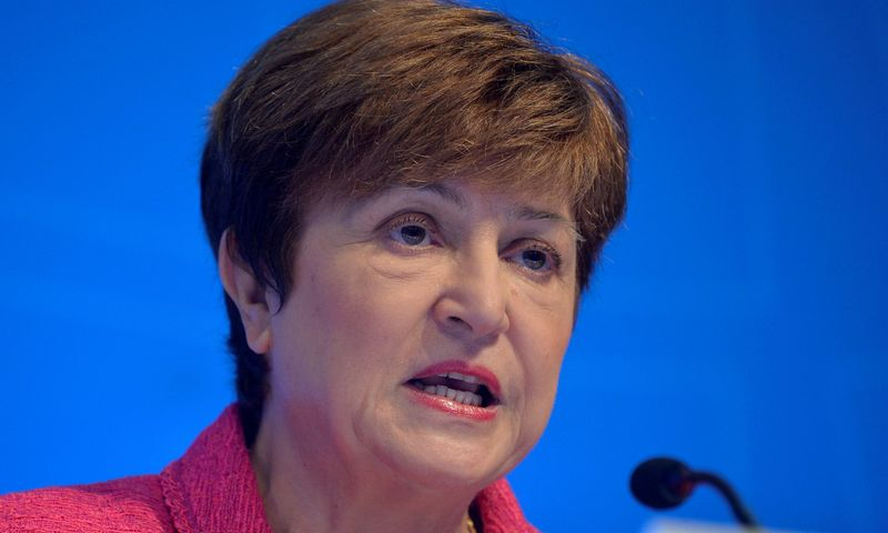 Ex-World Bank official defends Georgieva as magazine calls for her ouster at IMF