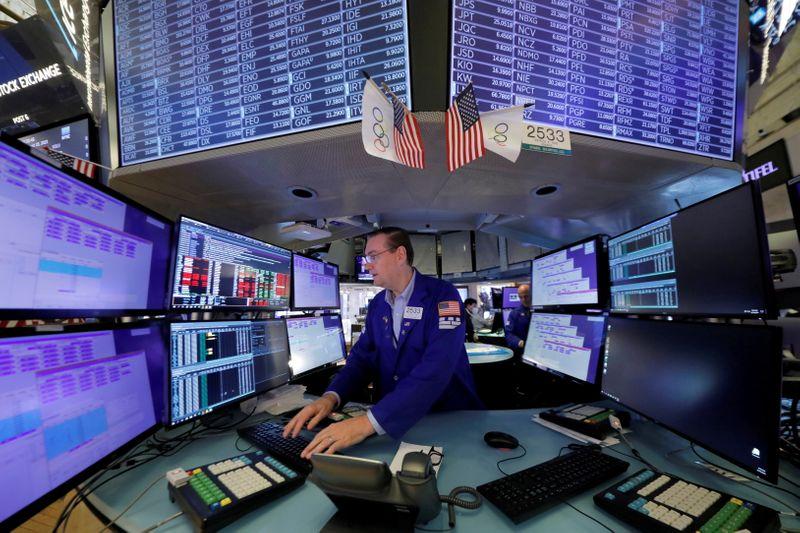 米国株式市場=1%超上昇、FRBのテーパリング巡る姿勢に安心感