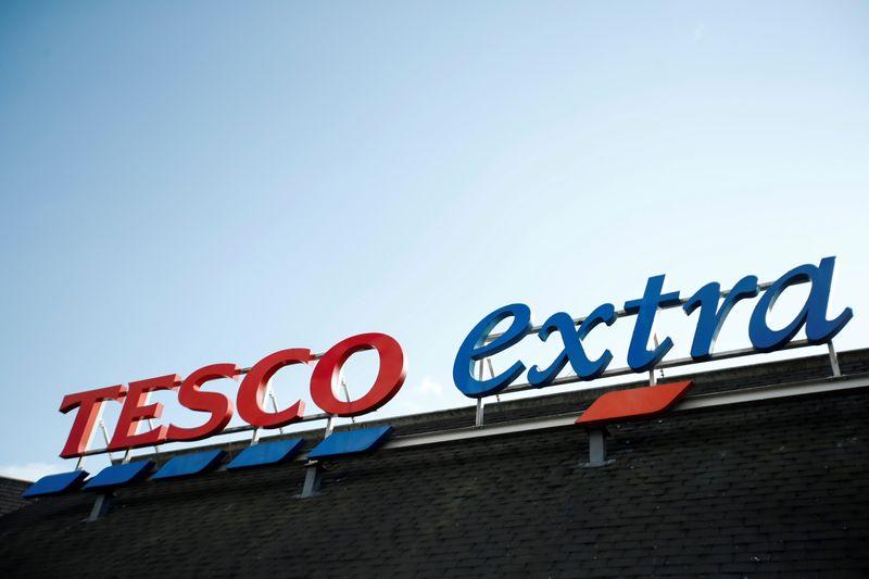Britain's Tesco extends net zero pledge