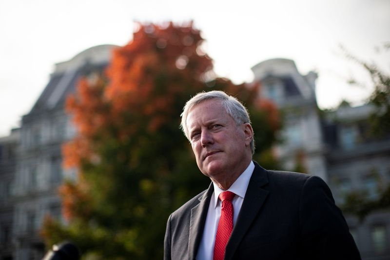 Congressional probe of U.S. Capitol riot subpoenas Bannon, Meadows