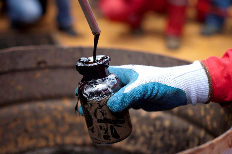 Oil hits highest in almost 3 years as supply tightens