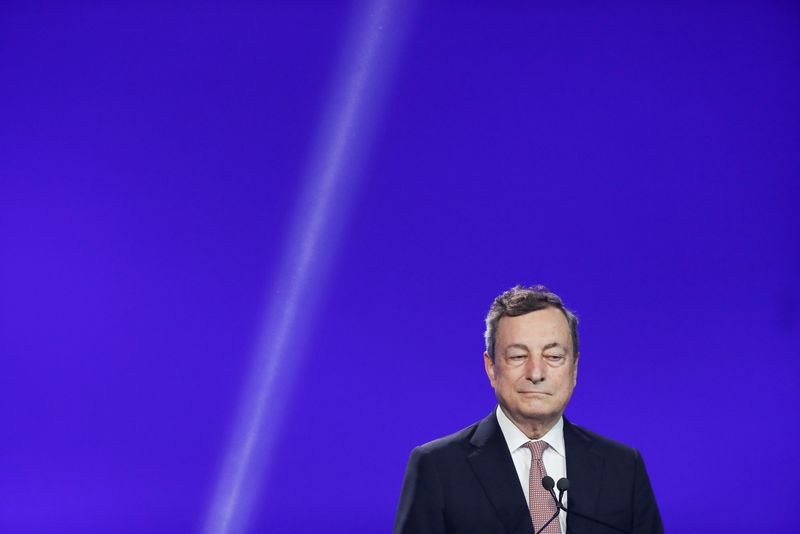 Analysis-Red tape, political hurdles hinder Draghi's drive to reform Italy