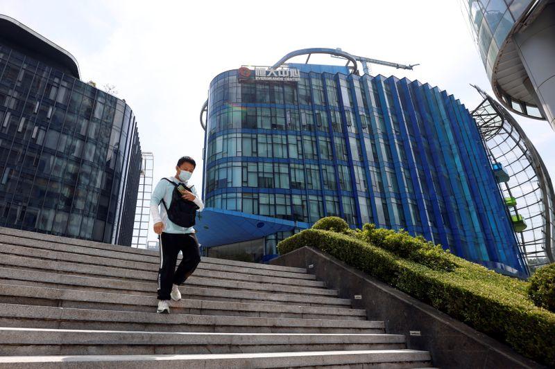 中国恒大の一部オフショア債保有者、米国時間23日期限までに利払い受けず=関係筋