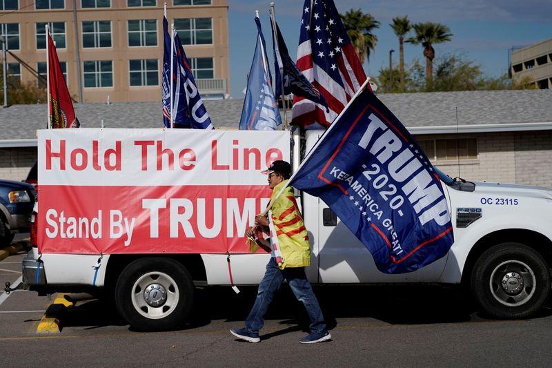 'Truth is truth': Trump dealt blow as Republican-led Arizona audit reaffirms Biden win